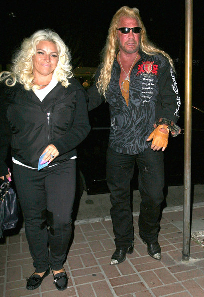 beth chapman photos photos dog the bounty hunter and wife beth out