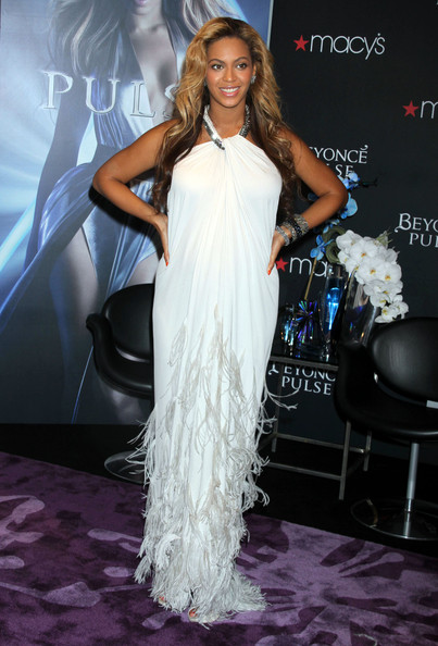 Beyonce Knowles - Beyonce's Pulse Fragrance Launch At Macy's