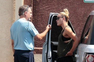 Bill Engvall 'DWTS' Cast Hits the Dance Studio