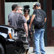 Adrienne Armstrong Billie Joe Armstrong & Wife Out In New York City