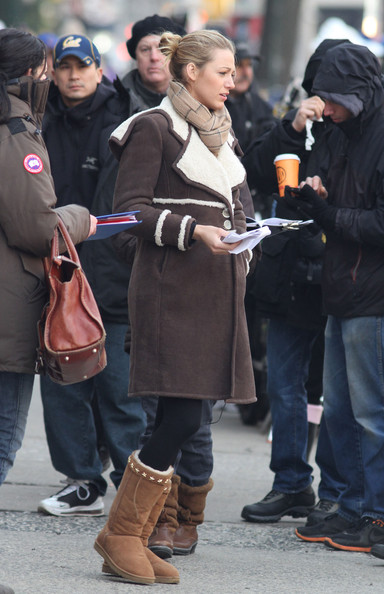 blake lively penn badgley 2011. Blake Lively, Penn Badgley and