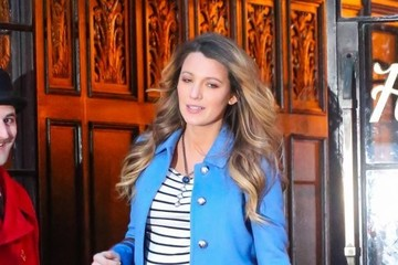 Blake Lively Blake Lively Steps Out in NYC