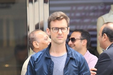 Brad Goreski Brad Goreski Shopping In Beverly Hills