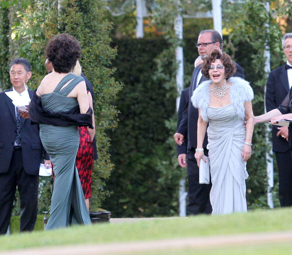 Wedding Pictures With Guest: Brad Grey Has Star Studded