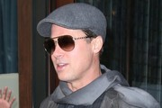 Brad Pitt Steps out in NYC