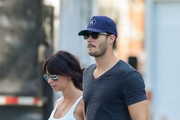 Brian Hallisay Jennifer Love Hewitt and Her Fiance Take a Stroll — Part 2