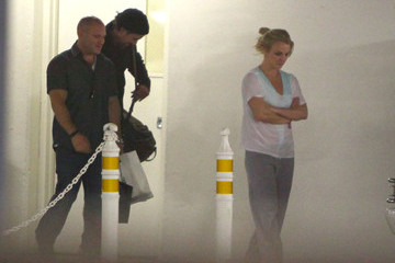Britney Spears Jason Trawick Britney Spears Not Happy With Jason Trawick When Leaving The Gym