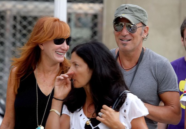 bruce springsteen wife patti. Bruce Springsteen And Family