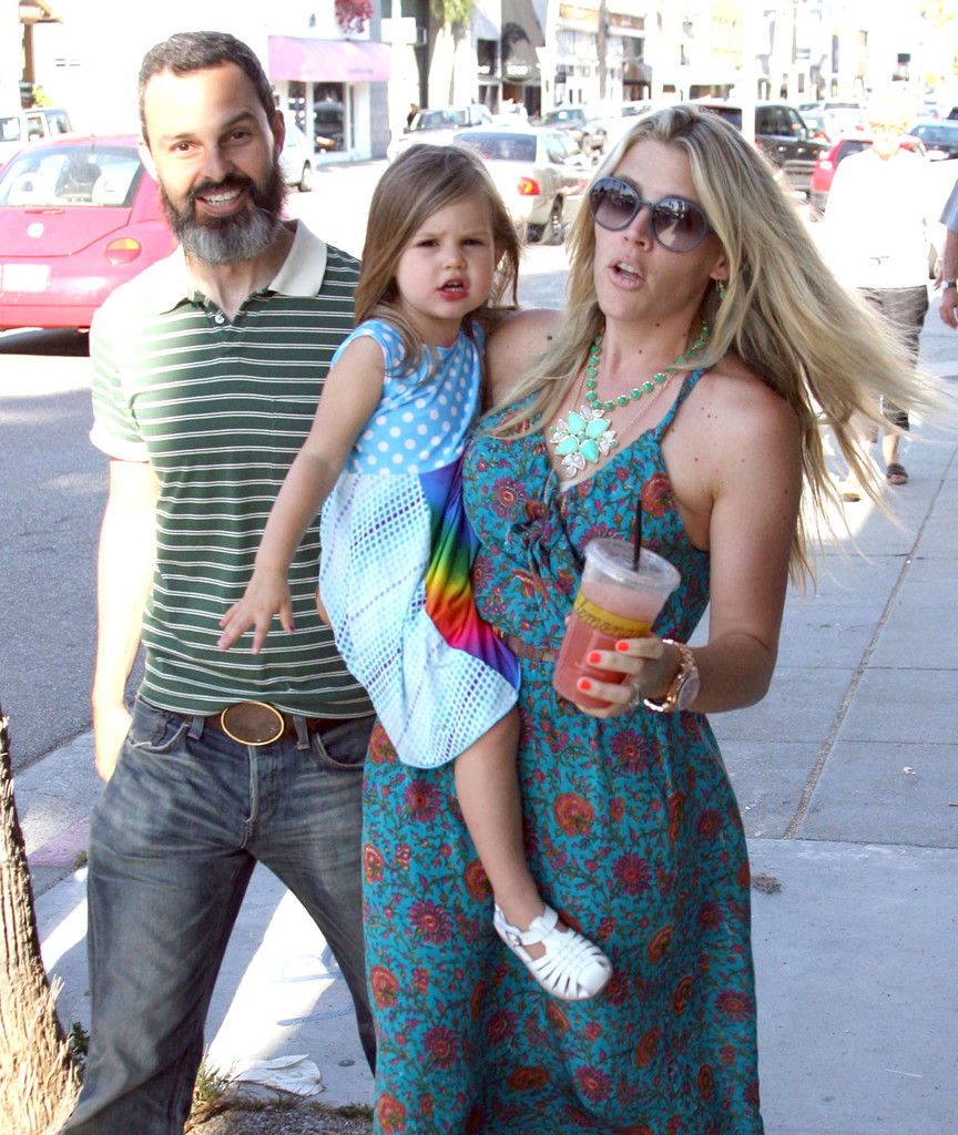 Busy Philipps Busy Philipps And Marc