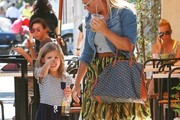 Busy Philipps Takes Her Daughter to Lunch