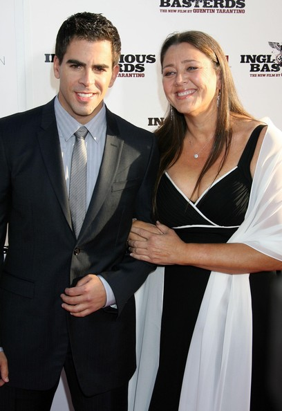 Camryn Manheim and Eli Roth Photos - 2 of 9