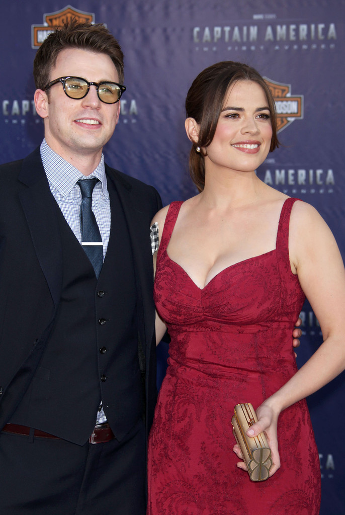 who is captain america dating Things may be heating up between sandra bullock and chris evans in early stages of dating the captain america actor has not been shy about.
