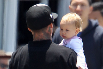 Carey Hart Carey Hart Takes Willow To Breakfast On Her Birthday
