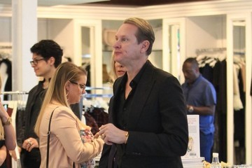 Carson Kressley Carson Kressley Promotes His Book at Kyle in Beverly Hills