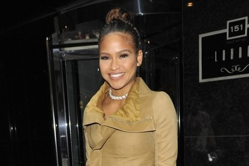 Cassie Celebrities Enjoy a Night Out in NYC on March 10, 2016