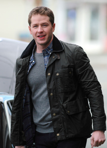 Josh Dallas Photoshoot