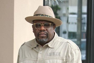 Cedric the Entertainer Cedric the Entertainer Grabs Some Lunch in Beverly Hills