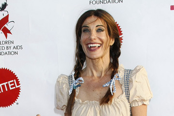 Hilary Shepard Celebrities Arriving At The 16th Annual Dream Halloween Fundraising Event