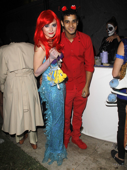 celebrities attend the hollywood forever halloween party - Halloween Parties In Hollywood