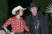 Celebrities attend the Casamigos Annual Halloween Party on October 24, 2014 in Los Angeles, California. <br /> <br /> Pictured: Tim Allen, Jane Hajduk