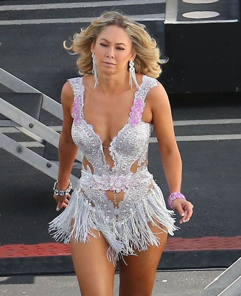 Kym Johnson Dancing With The Stars Married: Celebs At The 'Dancing With