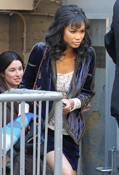 chanel iman and tyga dating. Chanel Iman - Victoria#39;s