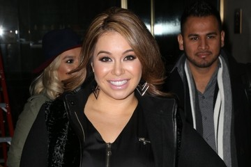 Chiquis Marin Celebrities Visit The 'Today' Show