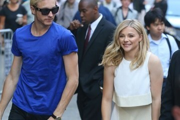 Chloe Grace Moretz Chloe Grace Moretz Says 'Good Morning America'