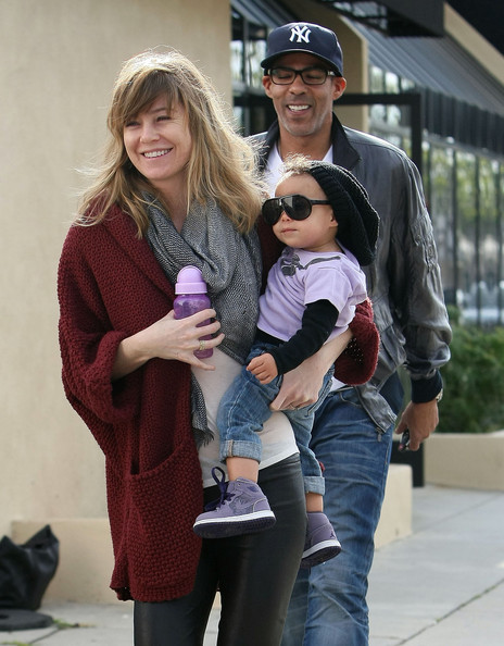 ellen pompeo and husband chris ivery. Chris Ivery Actress Ellen