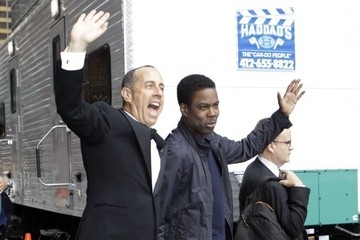 Chris Rock Celebs Making Their Last Appearance on 'The Late Show With David Letterman'