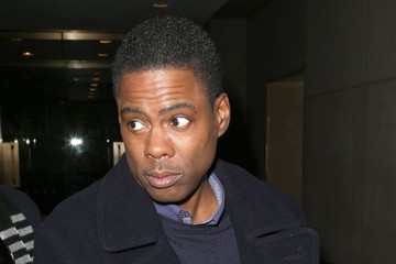 Chris Rock Celebs Visit the 'Today' Show