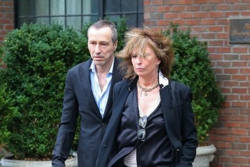 Chrissie Hynde Chrissie Hynde Heads Out and About in NYC