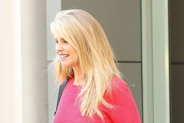 Christie Brinkley Christie Brinkley & Son Jack Shopping In New York
