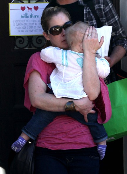 Sadie Grace LeNoble in Christina Applegate and Martyn ...