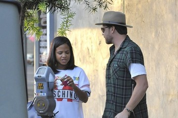 Christina Milian Christina Milian Goes Out in Los Angeles