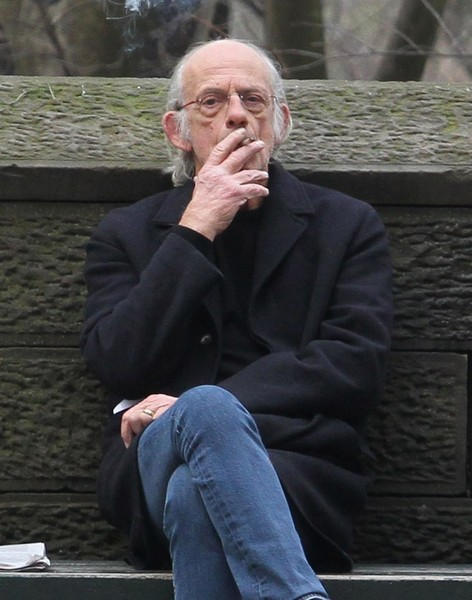 Christopher Lloyd Is S...