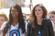 Jessica White and Coco Rocha Photos Photo