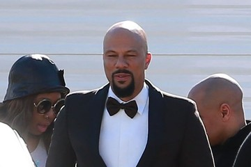 Common Stars On The Set Of 'Ocean's Eight' In Los Angeles