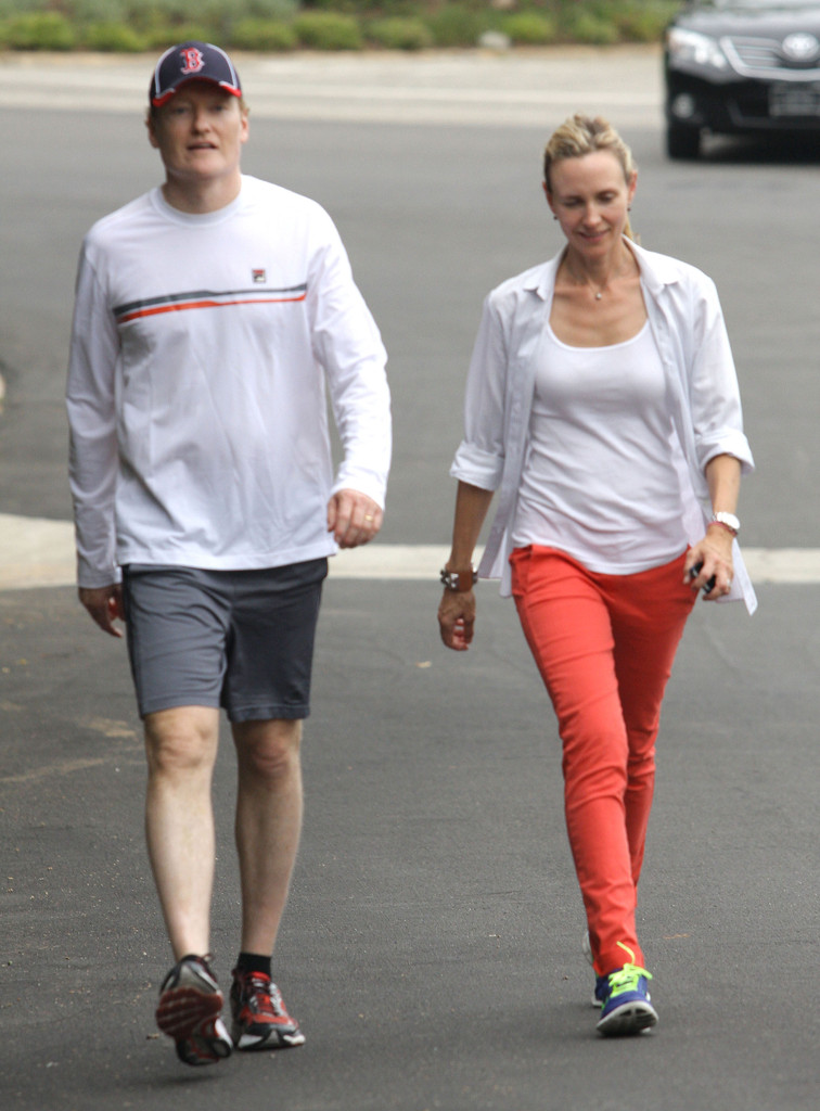 Conan O Brien S Wife Photo