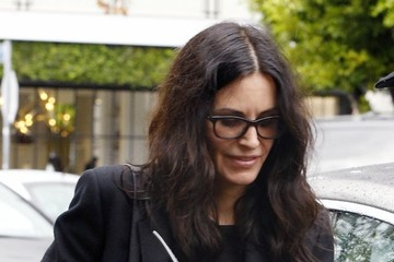 Courteney Cox Arquette Courtney Cox Is Seen in West Hollywood