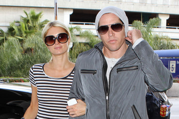 Cy Waits ***FILE PHOTOS*** Paris Hilton And Cy Waits Call It Quits!
