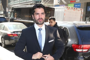 D.J. Cotrona Celebrities Visit The 'Today' Show