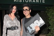 DJ Poet and N0vel Dine Out at Madeo