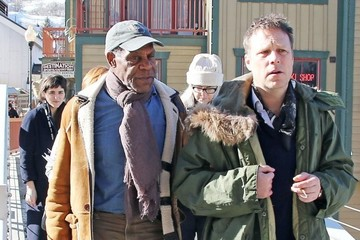 Danny Glover Celebs Spotted at the Sundance Film Festival