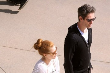 Darren Le Gallo Amy Adams and Darren Le Gallo Go Shopping