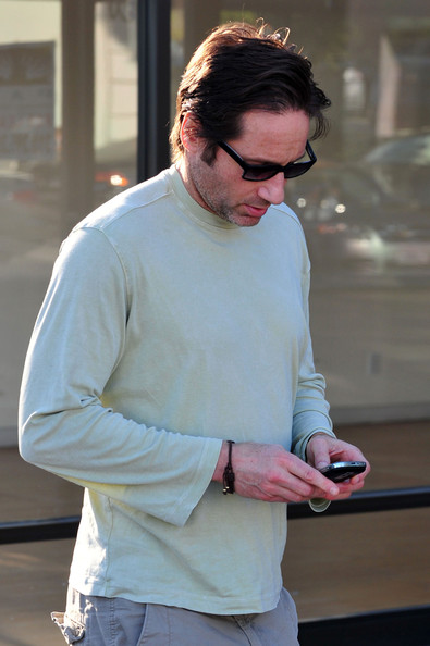 david duchovny wife. 2011 David Duchovny and his