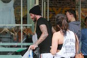 David Beckham Goes to Soul Cycle — Part 2