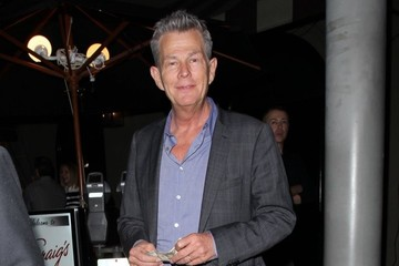 David Foster Celebs Dine Out At Craig's