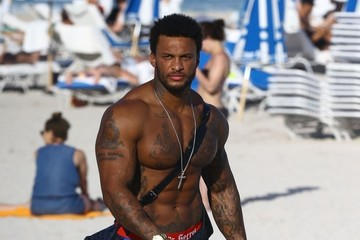 David McIntosh Nicole Murphy and David McIntosh at the Beach — Part 2