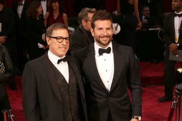 David O. Russell Bradley Cooper Arrivals at the 86th Annual Academy Awards — Part 6
